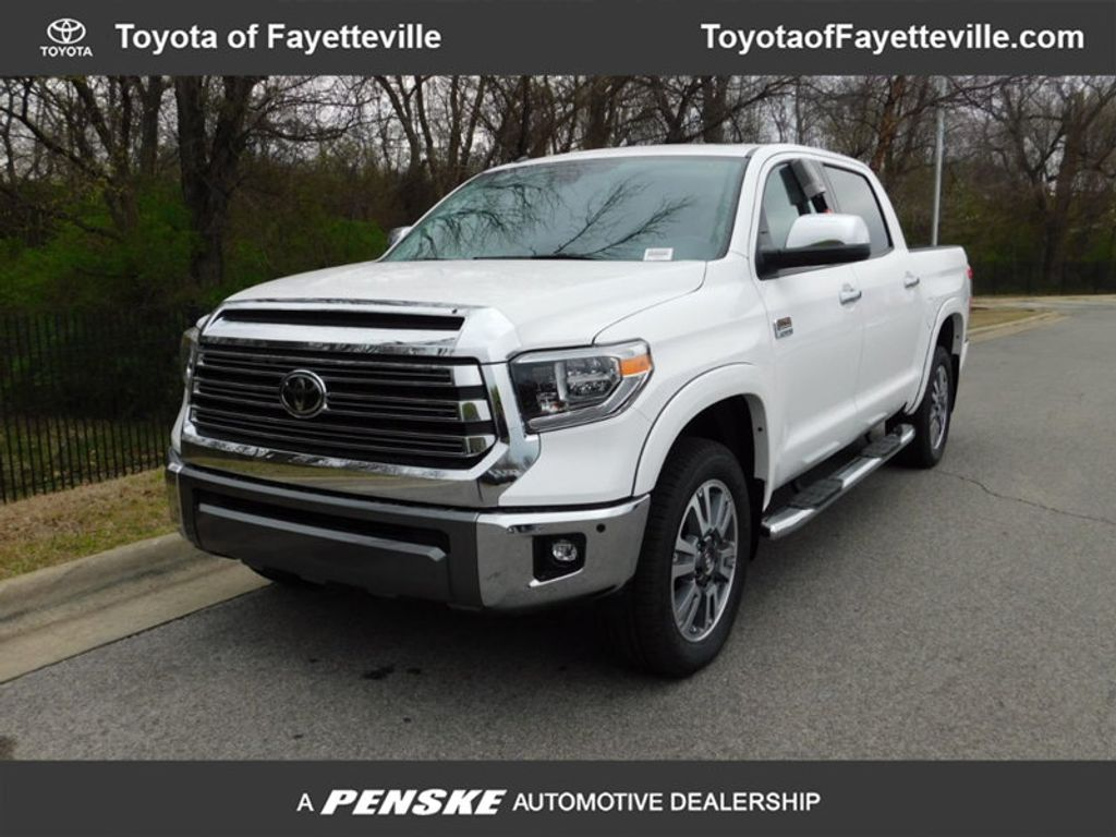 Dealer Video - 2018 Toyota Tundra 1794 Edition CrewMax 5.5' Bed 5.7L FFV - 17477587