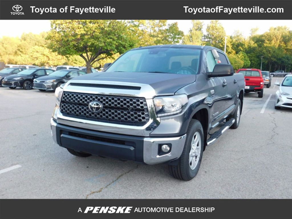 Dealer Video - 2018 Toyota Tundra 2WD SR5 CrewMax 5.5' Bed 5.7L - 16765789
