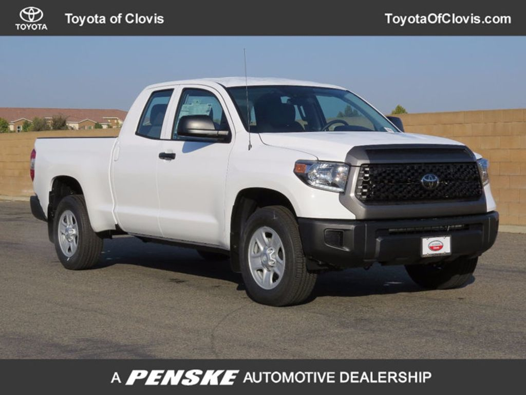2018 Toyota Tundra 2WD SR Double Cab 6.5' Bed 4.6L - 16935071 - 0