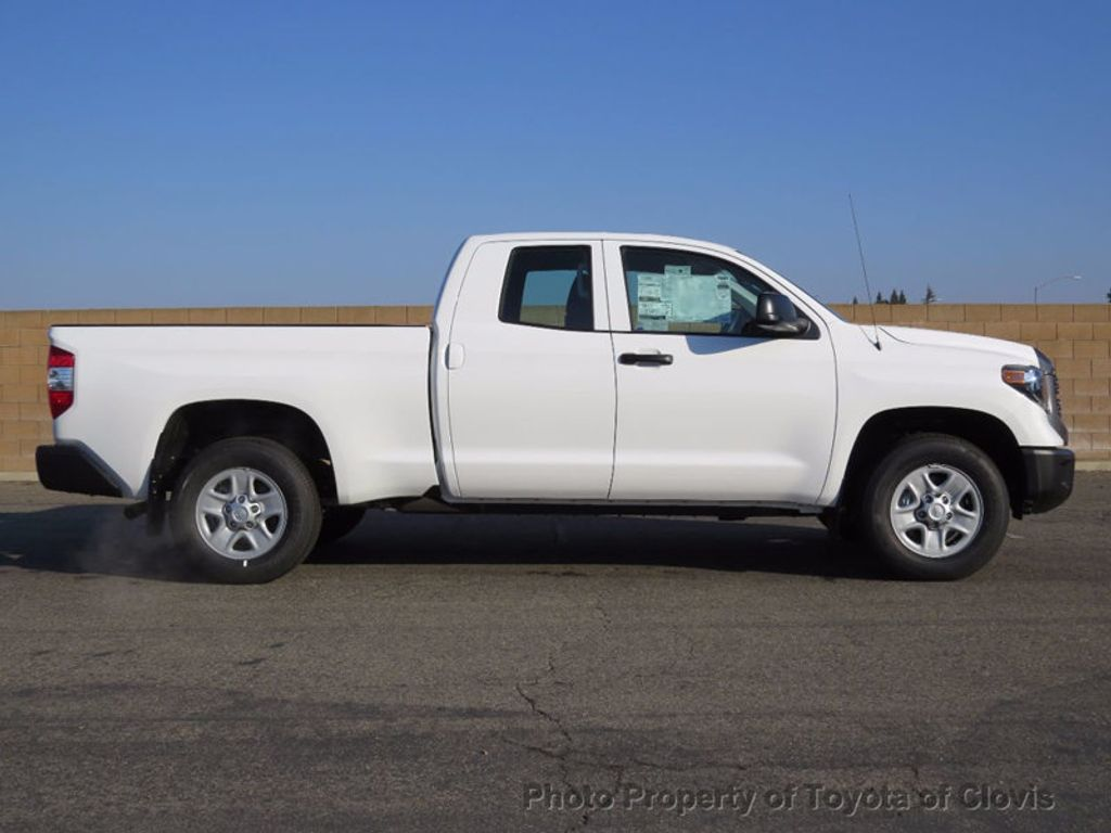 2018 Toyota Tundra 2WD SR Double Cab 6.5' Bed 4.6L - 16935071 - 1