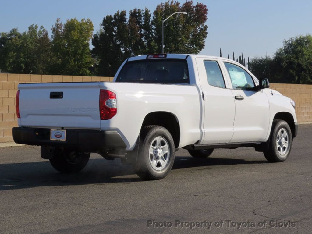 2018 Toyota Tundra 2WD SR Double Cab 6.5' Bed 4.6L - 16935071 - 2