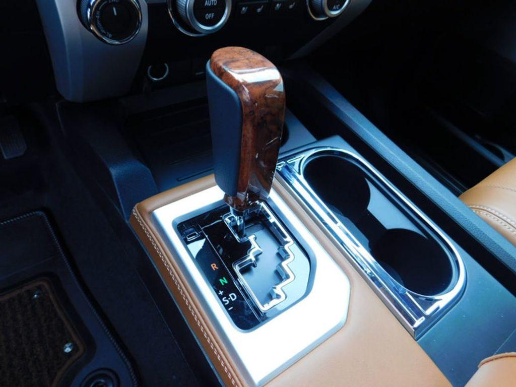 2018 Toyota Tundra 4WD 1794 Edition CrewMax 5.5' Bed 5.7L FFV - 17171659 - 19