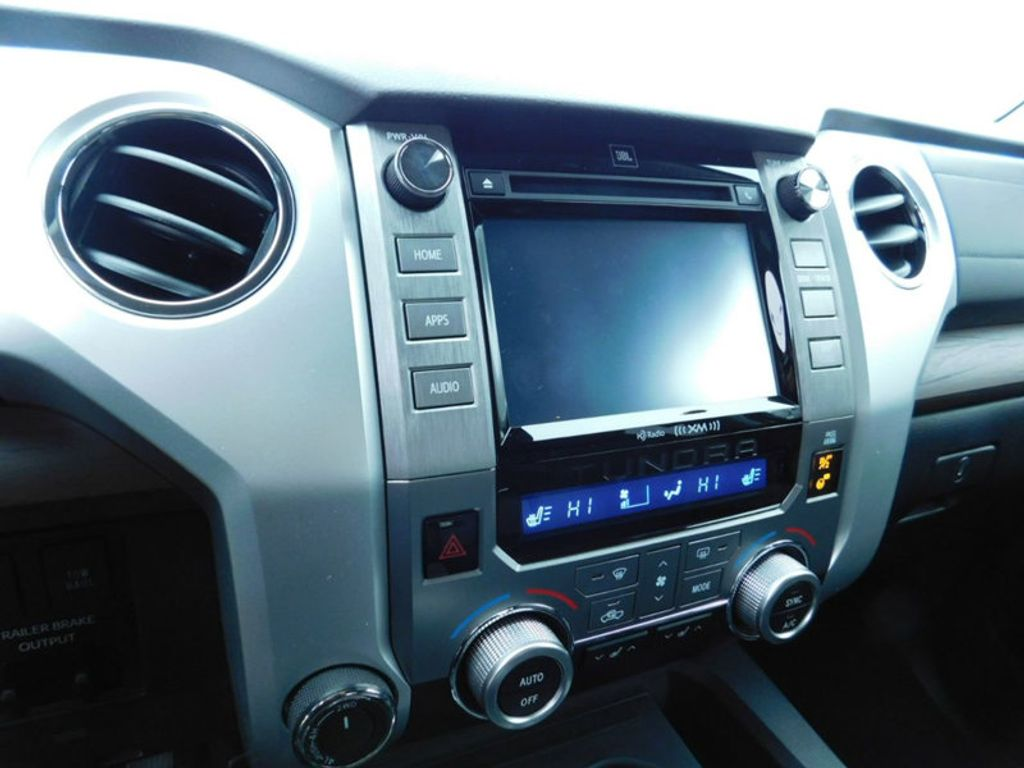 2018 Toyota Tundra 4WD Limited CrewMax 5.5' Bed 5.7L FFV - 17314382 - 19