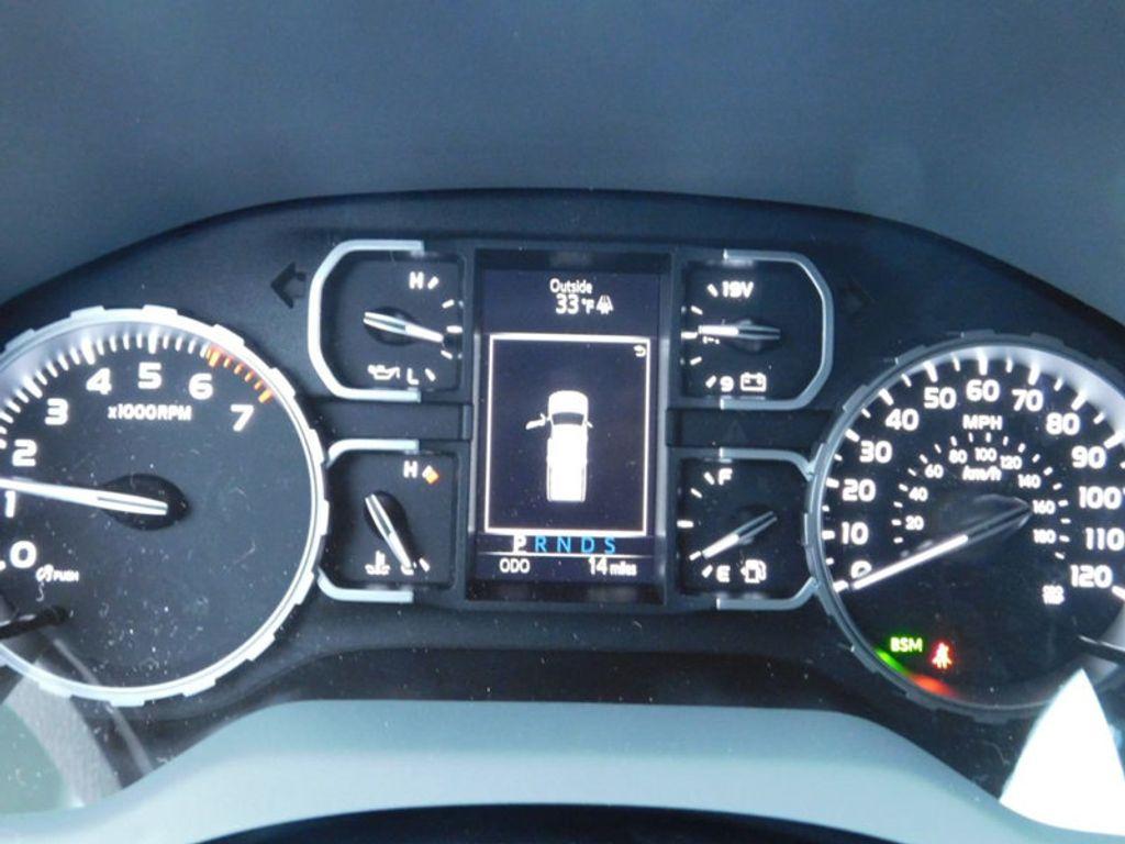 2018 Toyota Tundra 4WD Limited CrewMax 5.5' Bed 5.7L FFV - 17314382 - 21