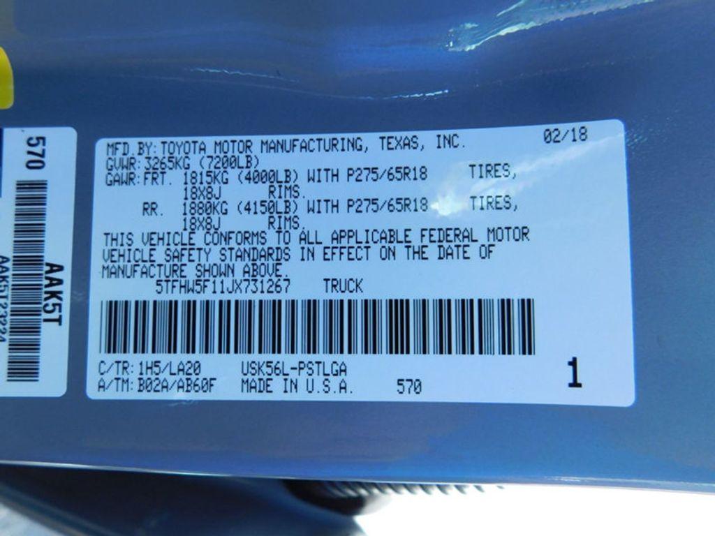 2018 Toyota Tundra 4WD Limited CrewMax 5.5' Bed 5.7L FFV - 17377599 - 15