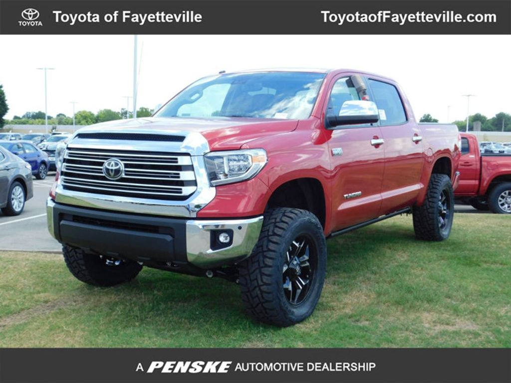 Dealer Video - 2018 Toyota Tundra 4WD Limited CrewMax 5.5' Bed 5.7L FFV - 17739254
