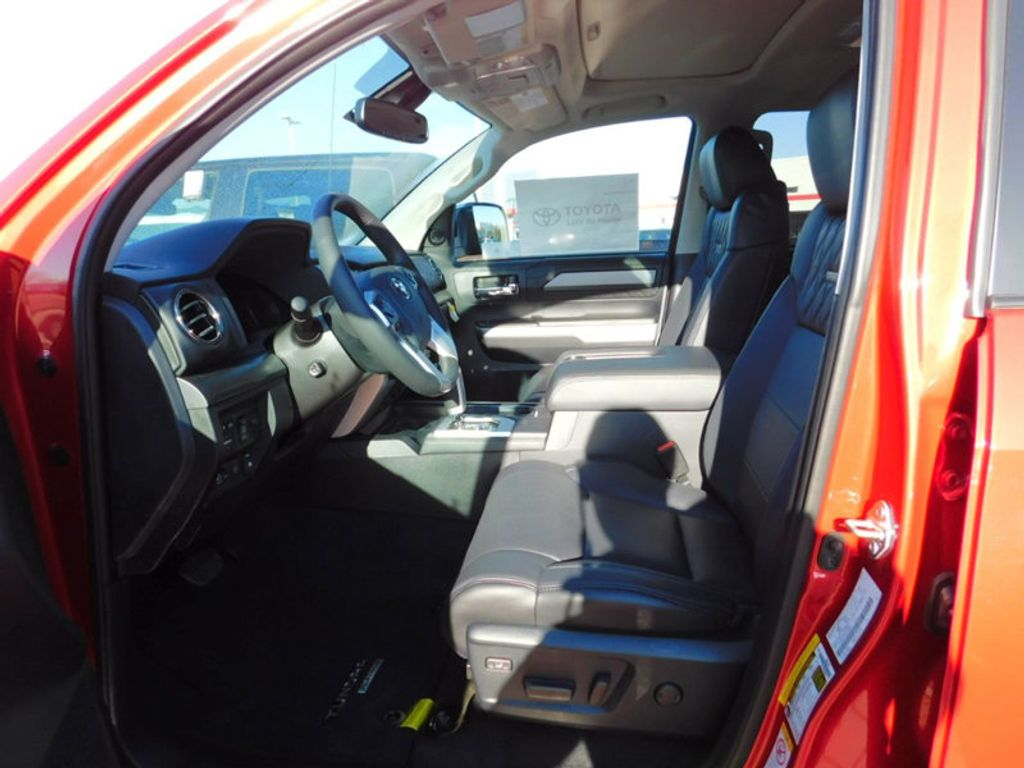 2018 Toyota Tundra 4WD Platinum CrewMax 5.5' Bed 5.7L FFV - 17435247 - 12