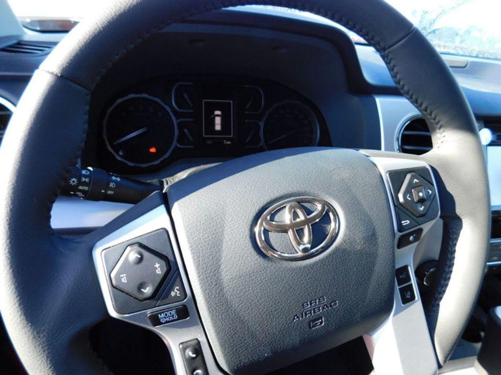 2018 Toyota Tundra 4WD Platinum CrewMax 5.5' Bed 5.7L FFV - 17435247 - 14