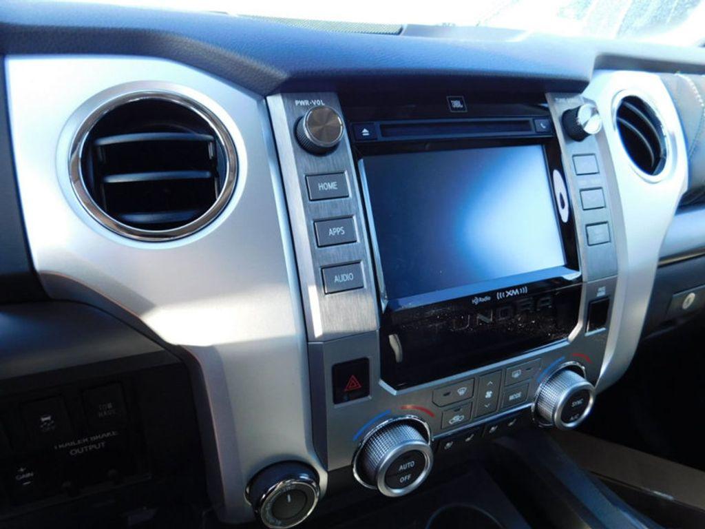 2018 Toyota Tundra 4WD Platinum CrewMax 5.5' Bed 5.7L FFV - 17435247 - 18