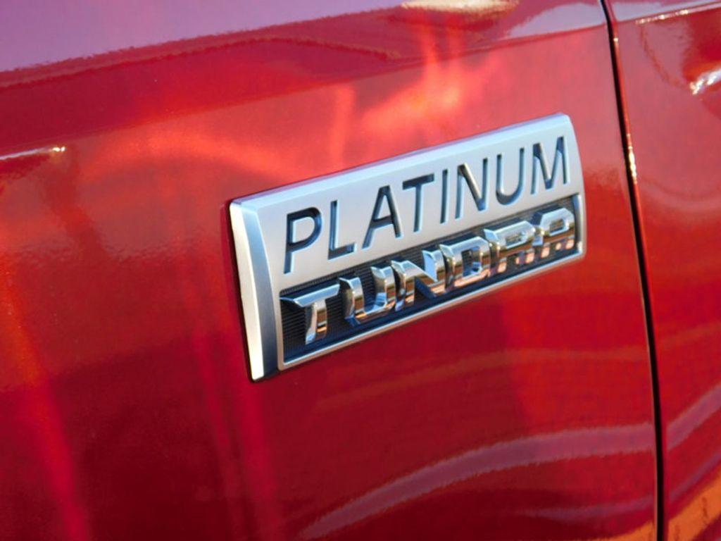 2018 Toyota Tundra 4WD Platinum CrewMax 5.5' Bed 5.7L FFV - 17435247 - 7