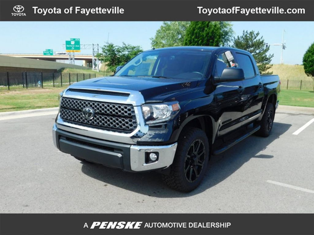 Dealer Video - 2018 Toyota Tundra 4WD SR5 CrewMax 5.5' Bed 5.7L FFV - 17717865