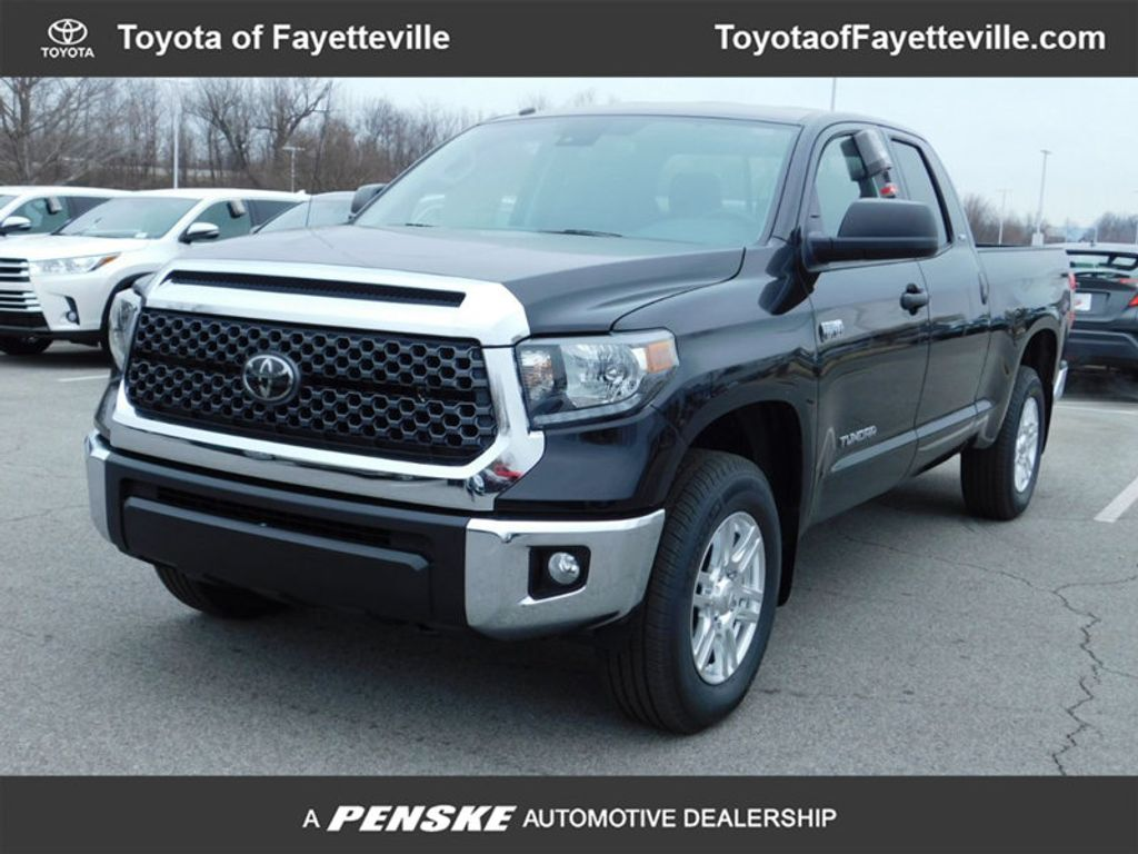 2018 Toyota Tundra 4WD SR5 Double Cab 6.5' Bed 5.7L FFV - 17314173 - 0