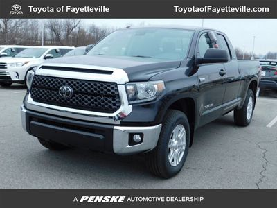 New 2018 Toyota Tundra 4WD SR5 Double Cab 6.5' Bed 5.7L FFV Truck