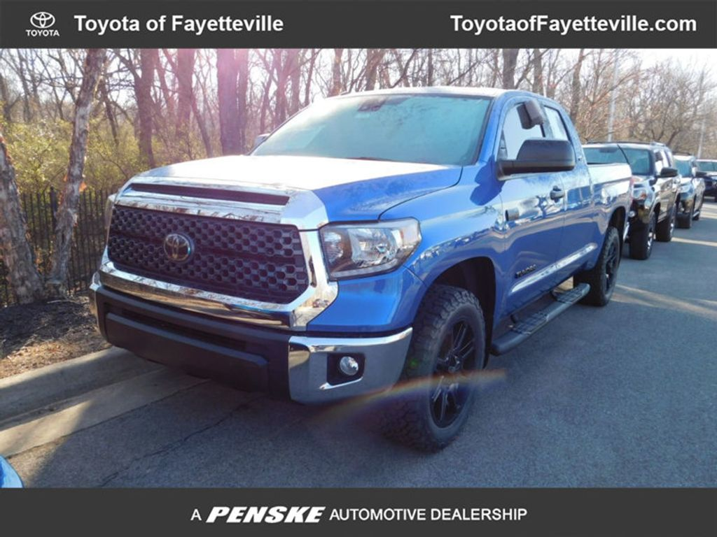 2018 Toyota Tundra 4WD SR5 Double Cab 6.5' Bed 5.7L FFV - 17439562 - 0