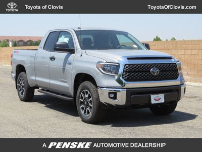 2018 Toyota Tundra 4WD SR5 Double Cab 6.5' Bed 5.7L Truck Crew Cab Standard Bed