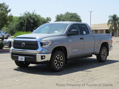 2018 Toyota Tundra 4WD SR5 Double Cab 6.5' Bed 5.7L Truck Crew Cab Standard Bed - Click to see full-size photo viewer