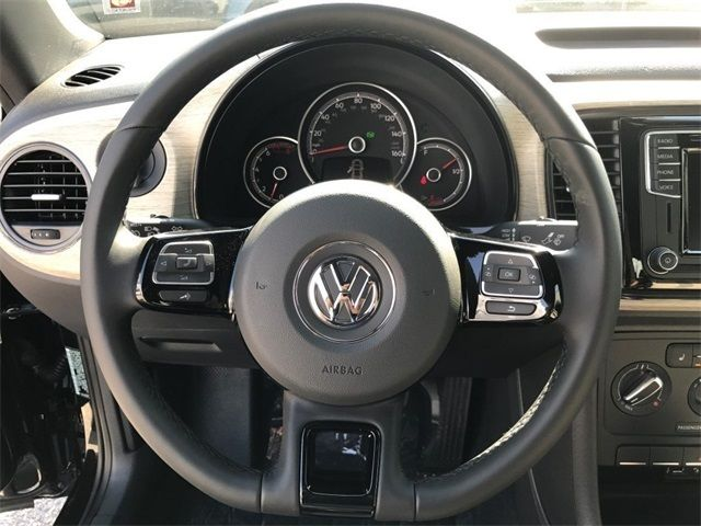 2018 Volkswagen Beetle Coast Automatic Coupe - 3VWFD7AT3JM704866 - 8