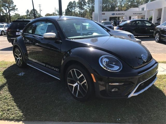 Vw Beetle Dune >> 2018 New Volkswagen Beetle Dune Automatic At Volkswagen Subaru Fort Walton Beach Fl Iid 17527042
