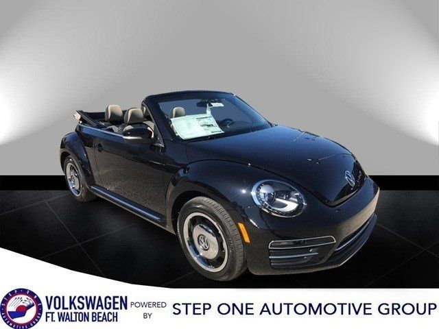 Volkswagen Beetle Convertible >> 2018 Volkswagen Beetle Convertible Coast Automatic Convertible For