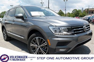 2018 New Volkswagen Tiguan At Volkswagen Subaru Fort Walton Beach