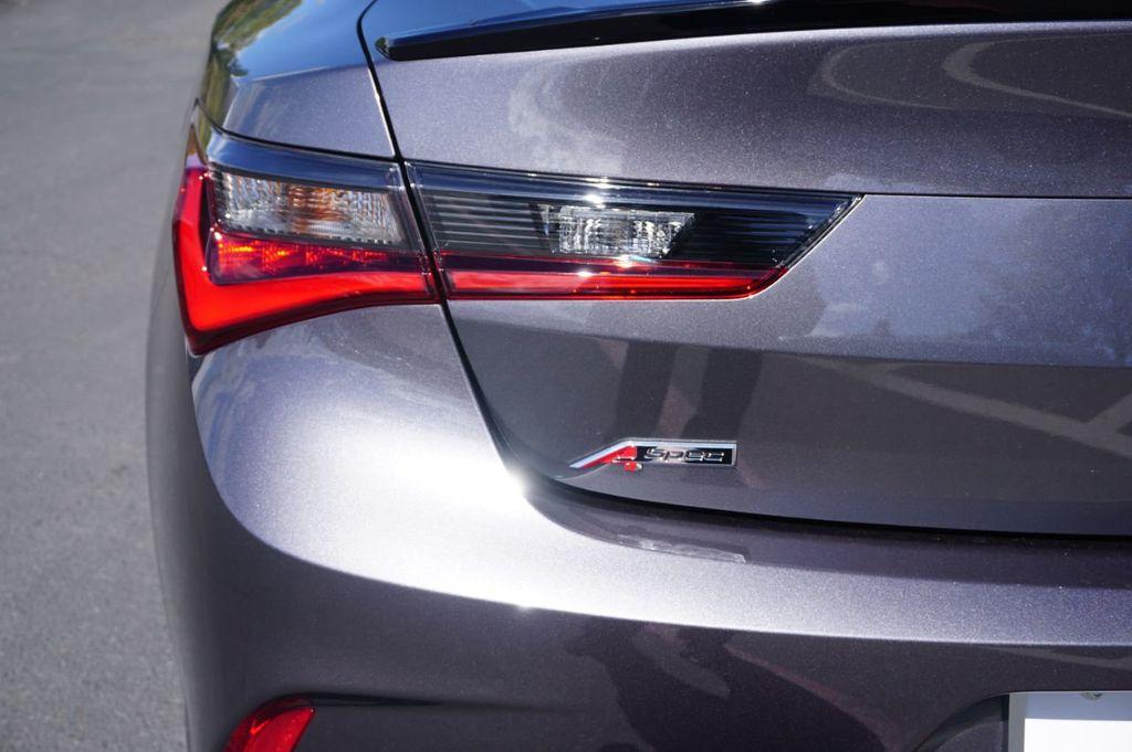 2019 Acura ILX Sedan w/Technology/A-SPEC Pkg - 18719325 - 9