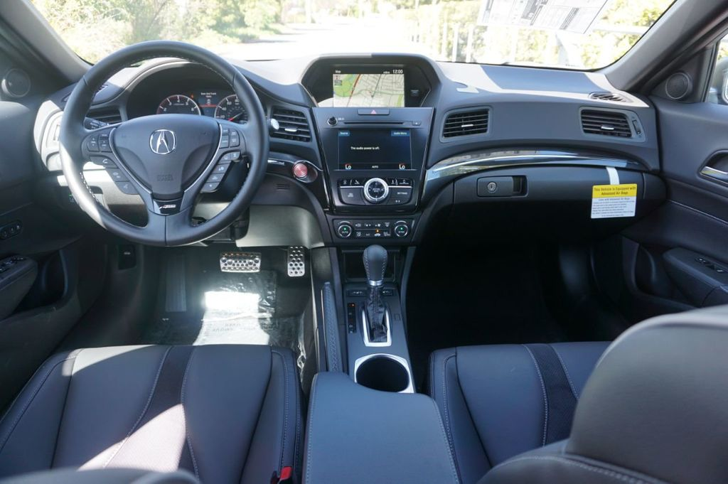 2019 Acura ILX Sedan w/Technology/A-SPEC Pkg - 18719325 - 27