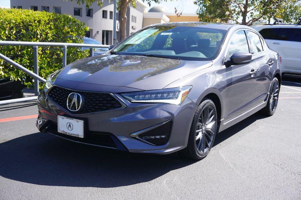 2019 Acura ILX Sedan w/Technology/A-SPEC Pkg - 18719325 - 3