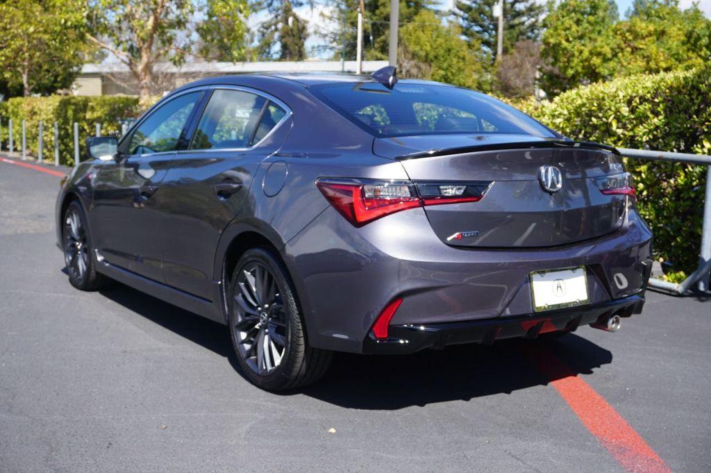 2019 Acura ILX Sedan w/Technology/A-SPEC Pkg - 18719325 - 7