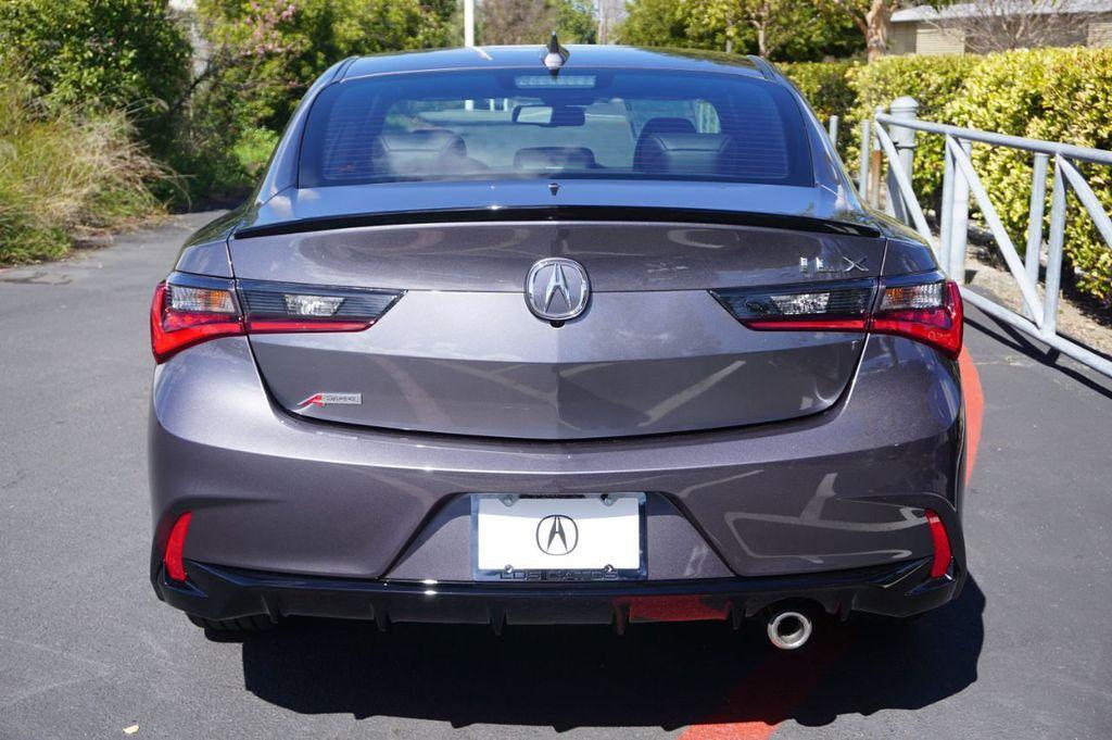 2019 Acura ILX Sedan w/Technology/A-SPEC Pkg - 18719325 - 8