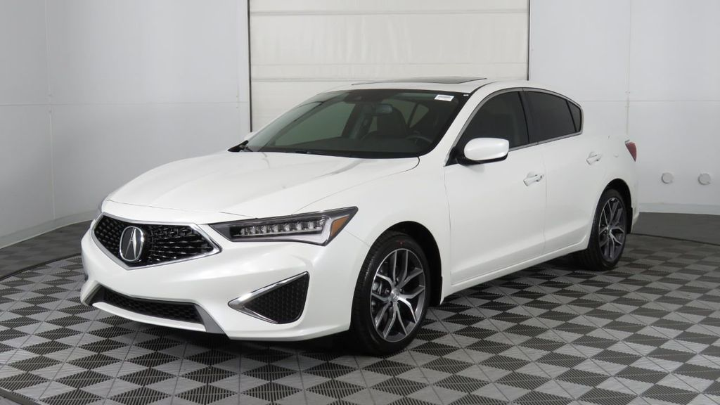 2019 Acura ILX Sedan w/Technology Pkg - 18598733 - 2