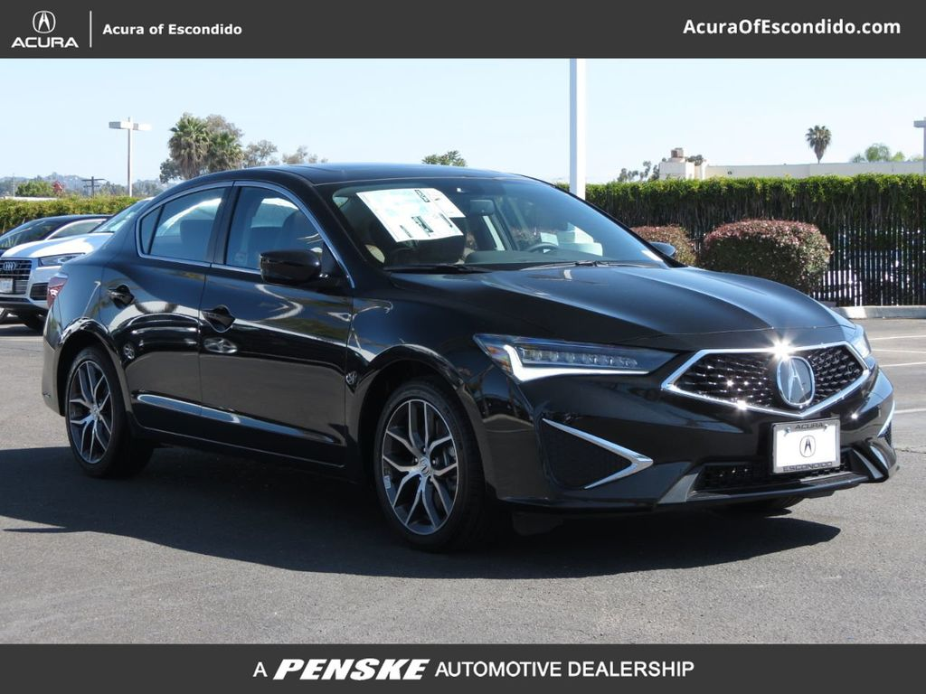 2019 Acura ILX Sedan w/Technology Pkg - 18846806 - 0