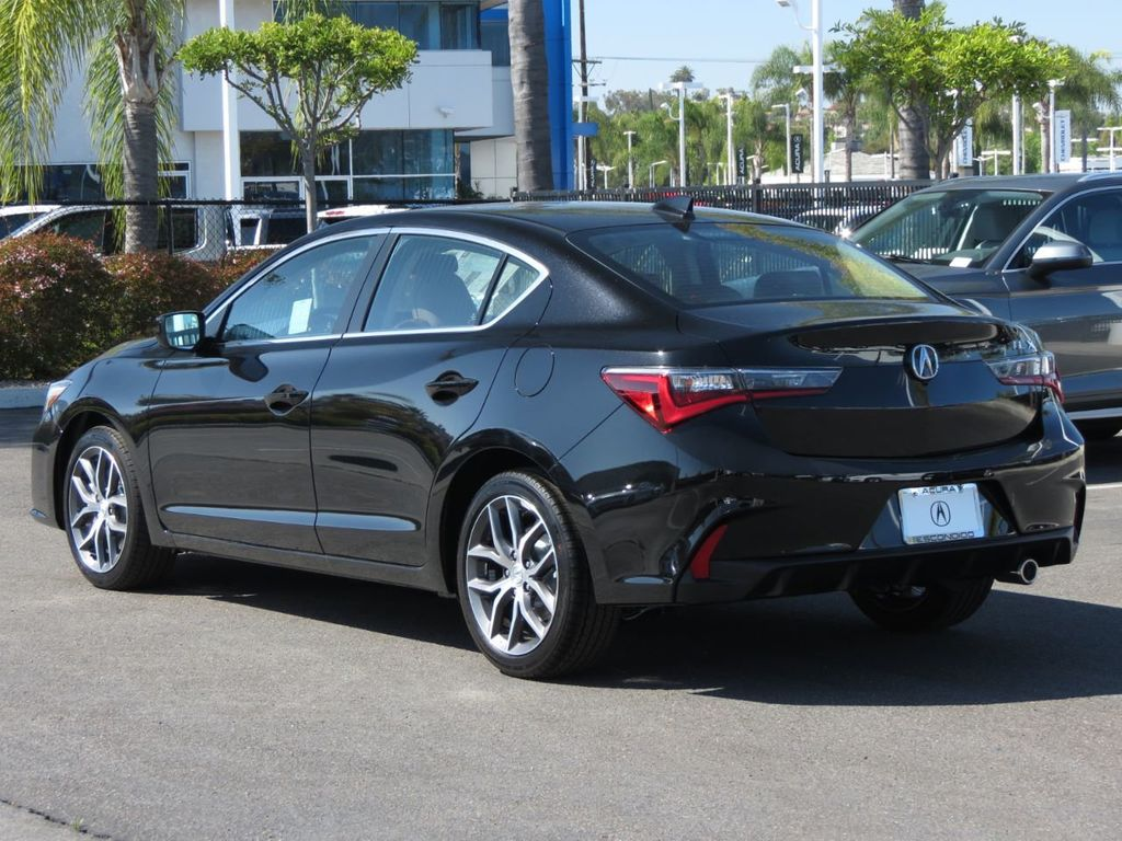 2019 Acura ILX Sedan w/Technology Pkg - 18846806 - 1