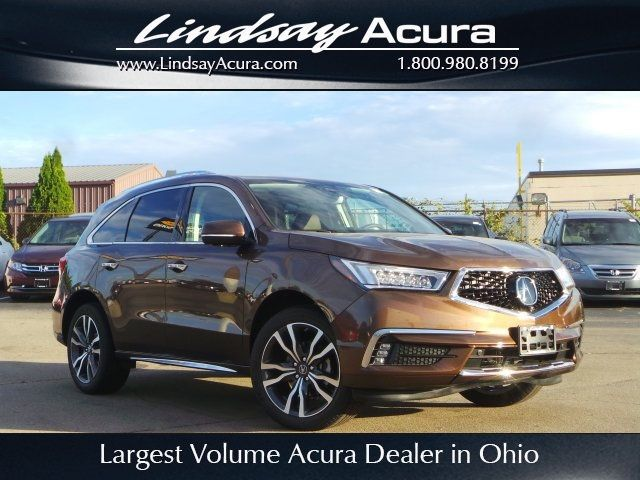 2019 Acura MDX 3.5L Advance Package AWD