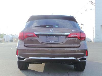 2019 Acura MDX 3.5L Advance Package AWD - Click to see full-size photo viewer