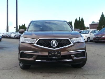 2019 Acura MDX 3.5L Technology Package w/Technology Package - Click to see full-size photo viewer