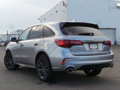 2019 Acura MDX 3.5L Technology Pkg w/A-Spec Pkg AWD - Click to see full-size photo viewer