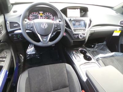 2019 Acura MDX 3.5L Technology Pkg w/A-Spec Pkg SH-AWD - Click to see full-size photo viewer
