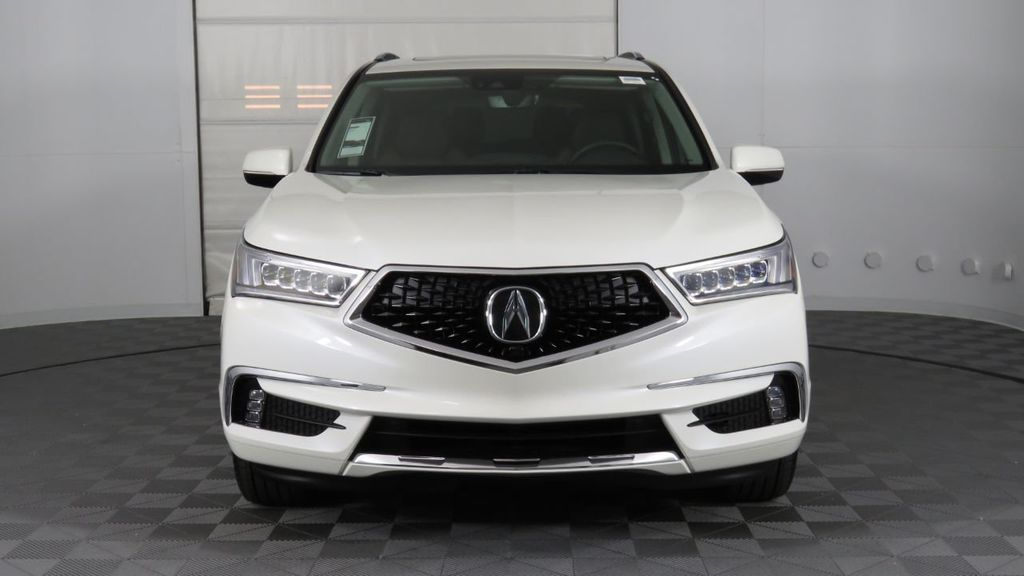 2019 Acura MDX FWD w/Advance Pkg - 18083186 - 1