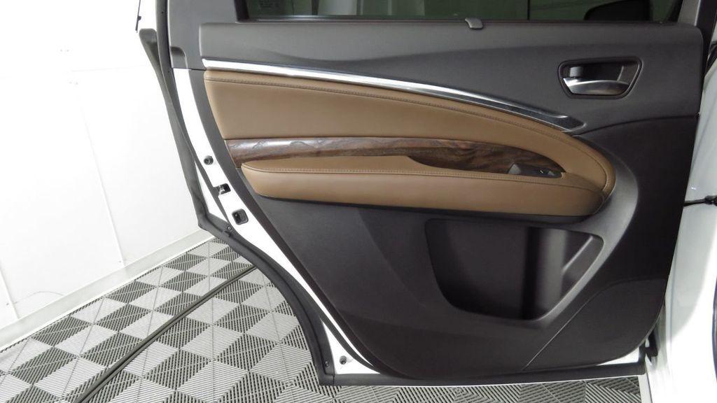 2019 Acura MDX FWD w/Advance Pkg - 18083186 - 27