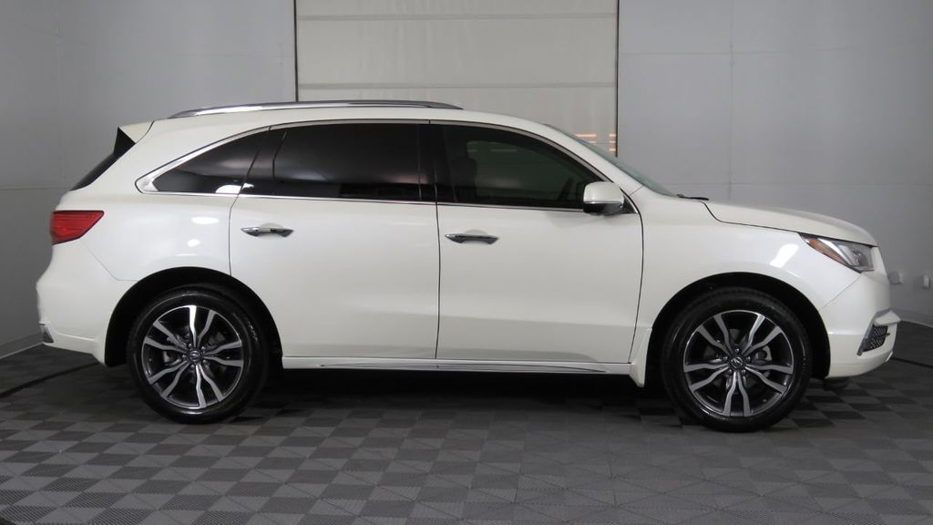 2019 Acura MDX FWD w/Advance Pkg - 18083186 - 3