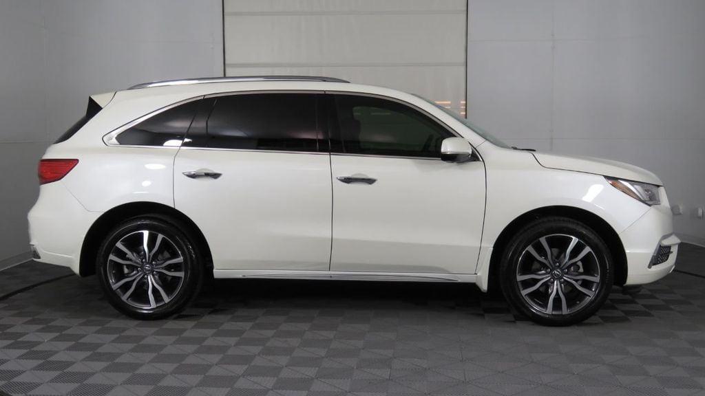 2019 Acura MDX FWD w/Advance Pkg - 18083186 - 3