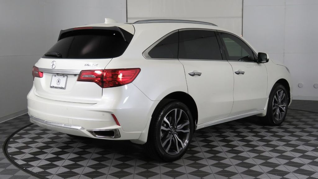 2019 Acura MDX FWD w/Advance Pkg - 18083186 - 4