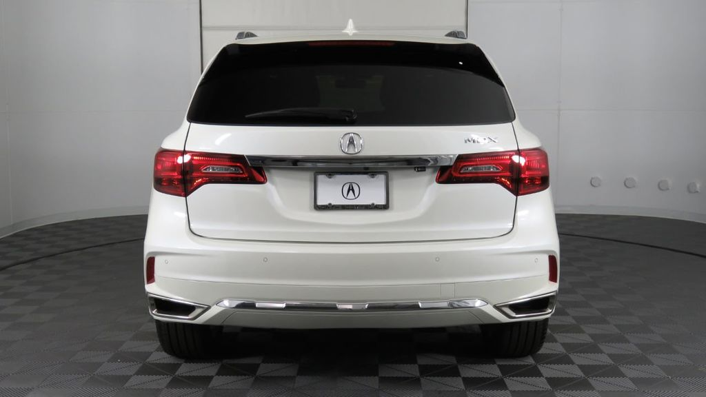 2019 Acura MDX FWD w/Advance Pkg - 18083186 - 5