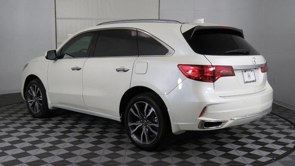 2019 Acura MDX FWD w/Advance Pkg - 18083186 - 6