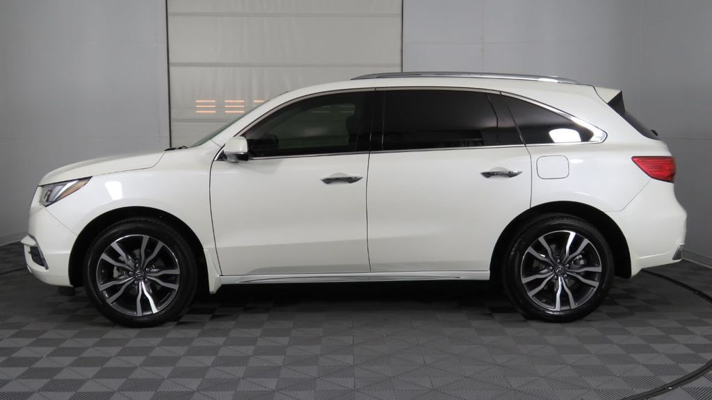 2019 Acura MDX FWD w/Advance Pkg - 18083186 - 7