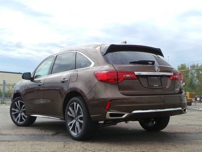 2019 Acura MDX w/Advance Pkg AWD - Click to see full-size photo viewer