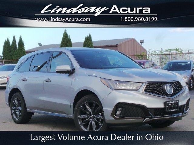 2019 Acura MDX w/Technology & A-Spec Pkg AWD