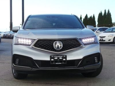 2019 Acura MDX w/Technology & A-Spec Pkg AWD - Click to see full-size photo viewer