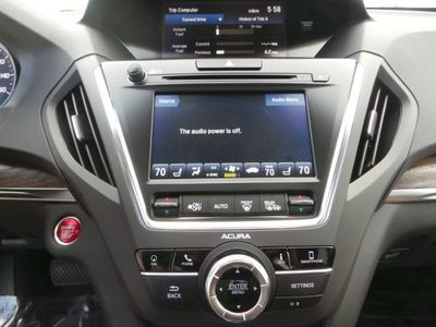 2019 Acura MDX w/Technology Pkg AWD - Click to see full-size photo viewer