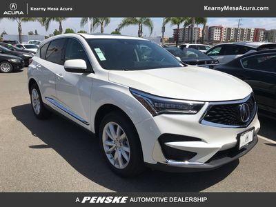 2019 Acura RDX AWD SUV